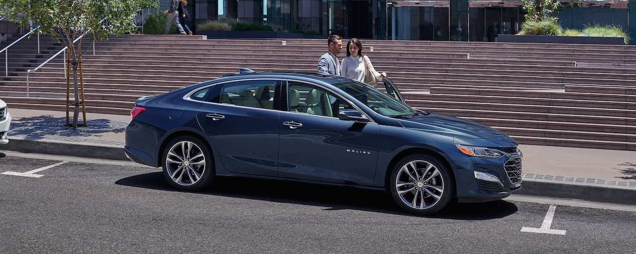 91 All New 2019 Chevrolet Malibu Exterior And Interior