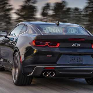 91 All New 2019 Chevy Chevelle SS Picture