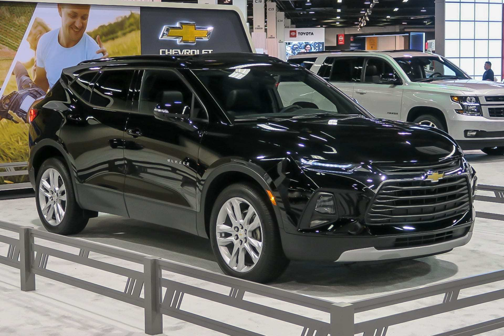 91 All New 2019 Chevy Trailblazer Concept And Review