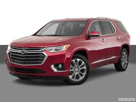 91 All New 2019 Chevy Traverse Photos