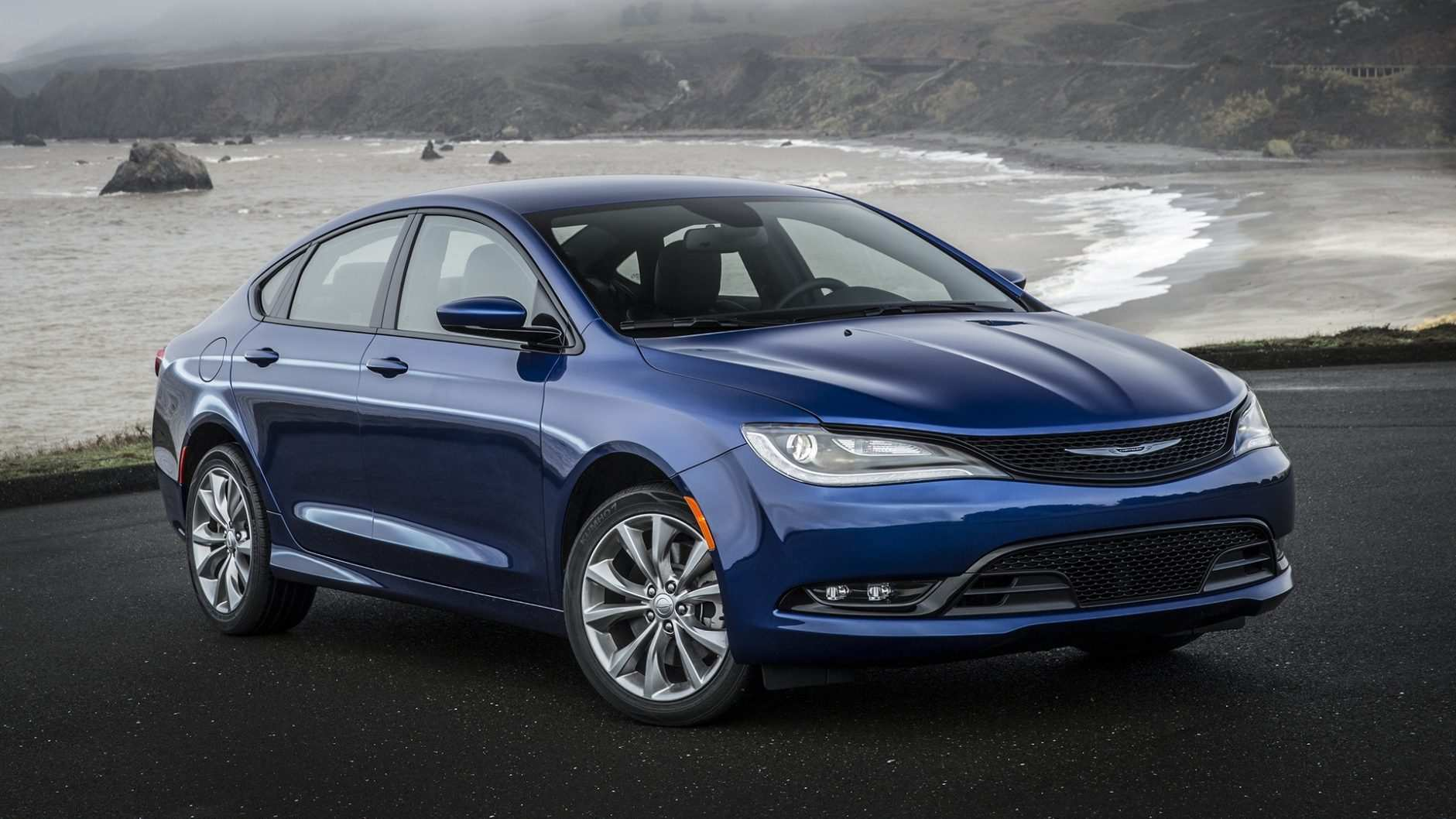 91 All New 2019 Chrysler 200 Performance