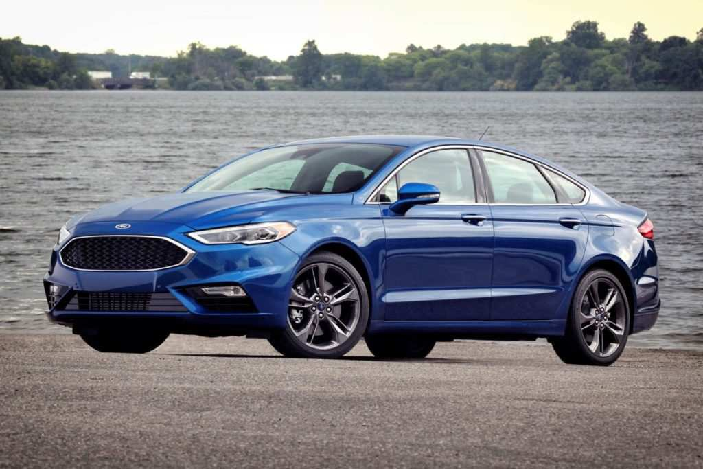 91 All New 2019 Ford Mondeo Performance And New Engine