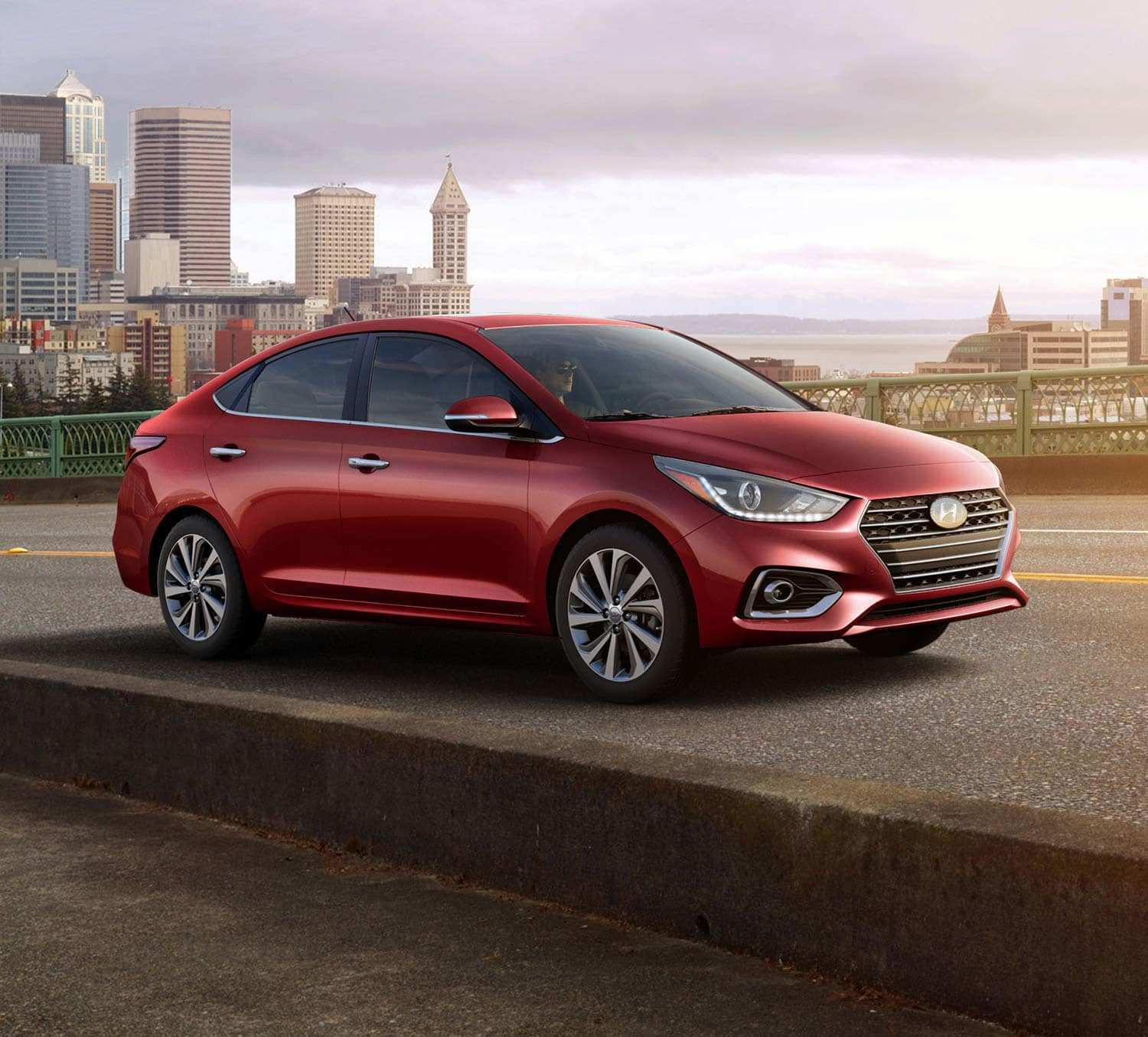 91 All New 2019 Hyundai Accent Ratings