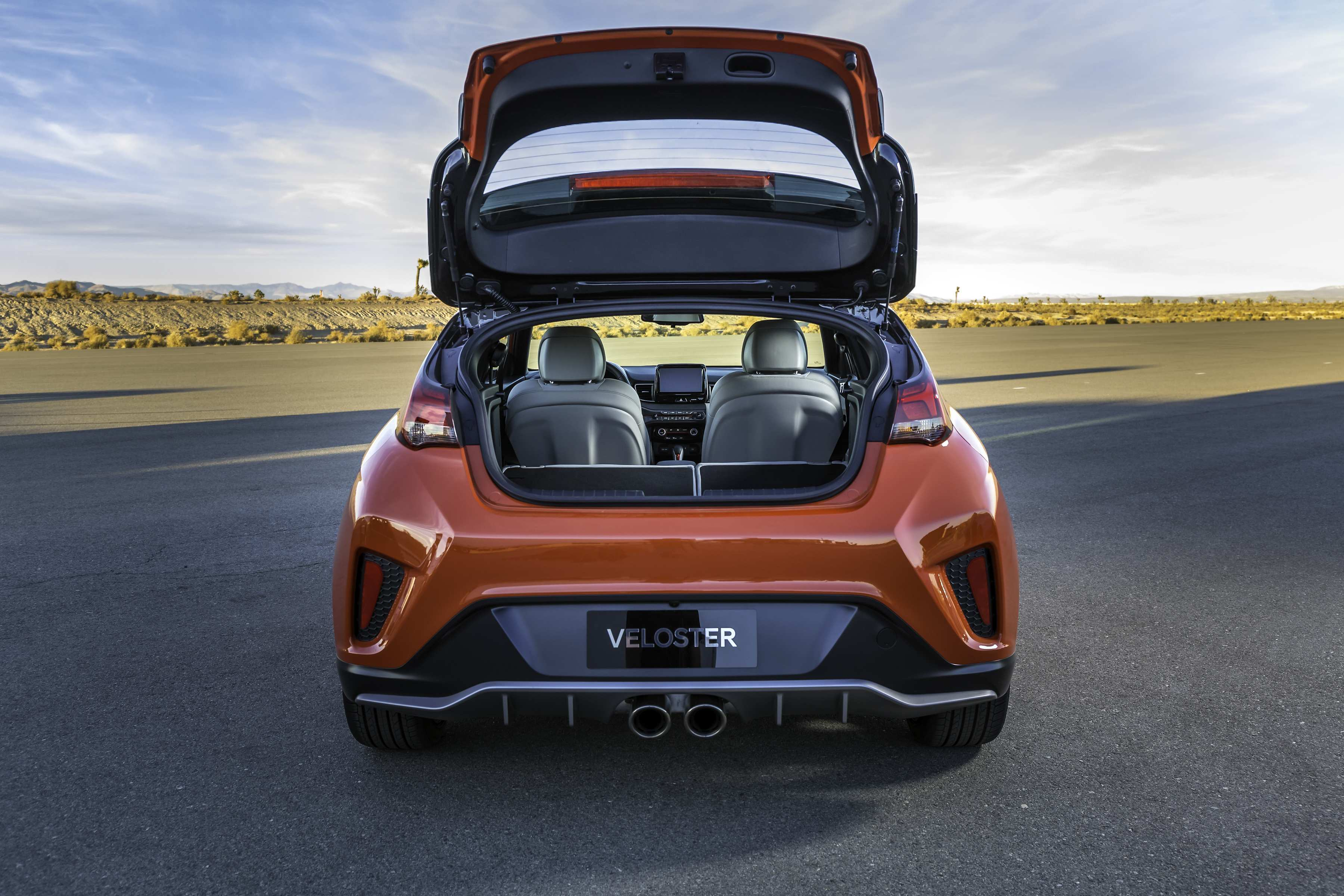 91 All New 2019 Hyundai Veloster Turbo Exterior