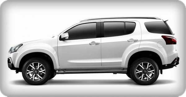 91 All New 2019 Isuzu MU X Review And Release Date
