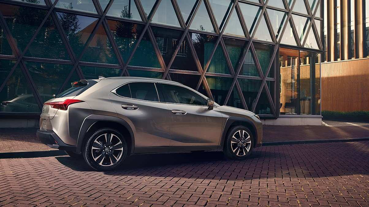91 All New 2019 Lexus Ux Hybrid Redesign
