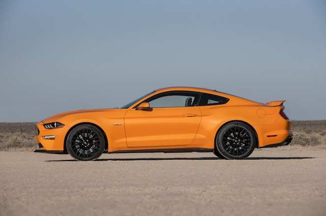 91 All New 2019 Mustang Mach Price