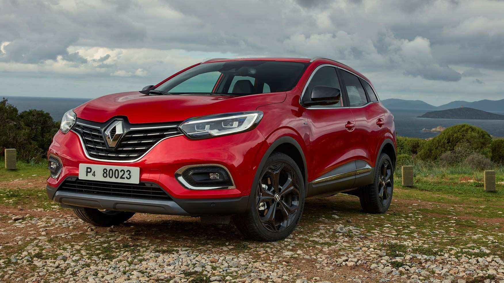 91 All New 2019 Renault Megane SUV Concept