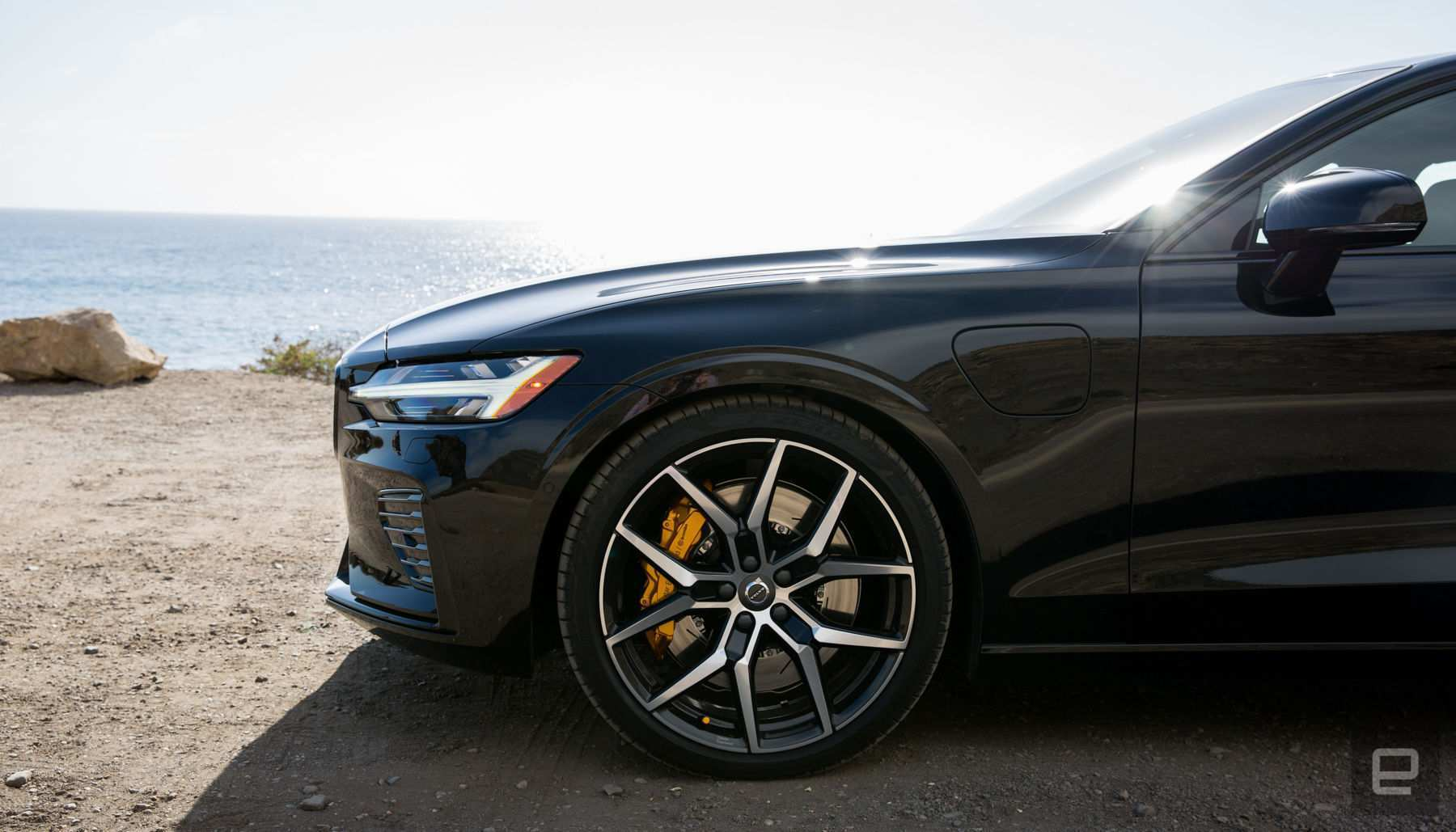 91 All New 2019 Volvo S60 Picture