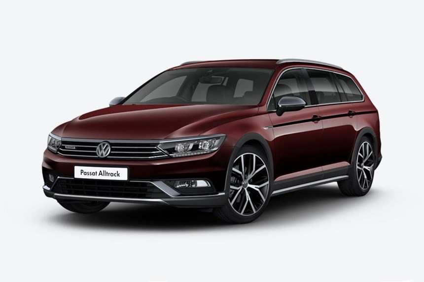 91 All New 2019 Vw Passat Alltrack Specs And Review