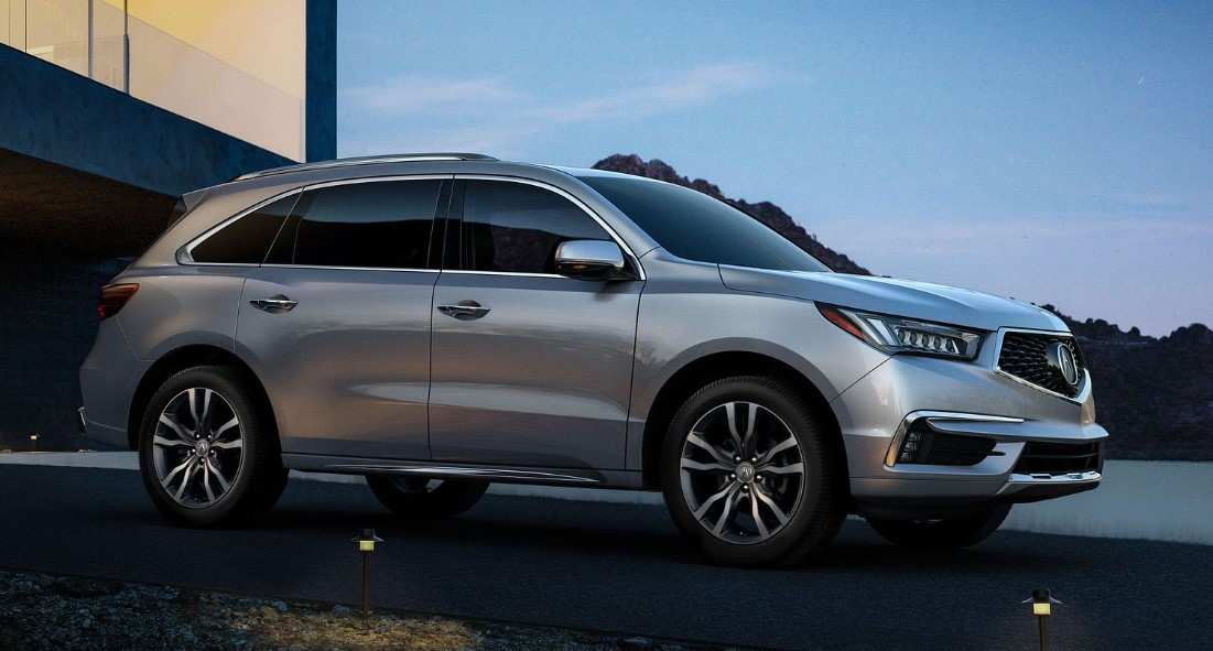 91 All New 2020 Acura MDX Hybrid Release Date