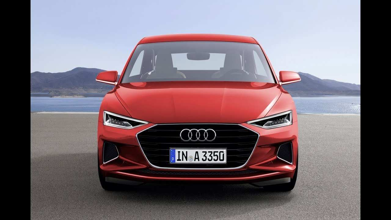 91 All New 2020 Audi A3 Images