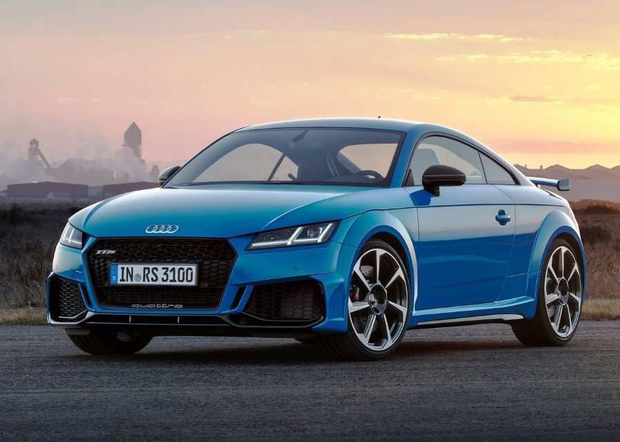 91 All New 2020 Audi Tt Rs Configurations