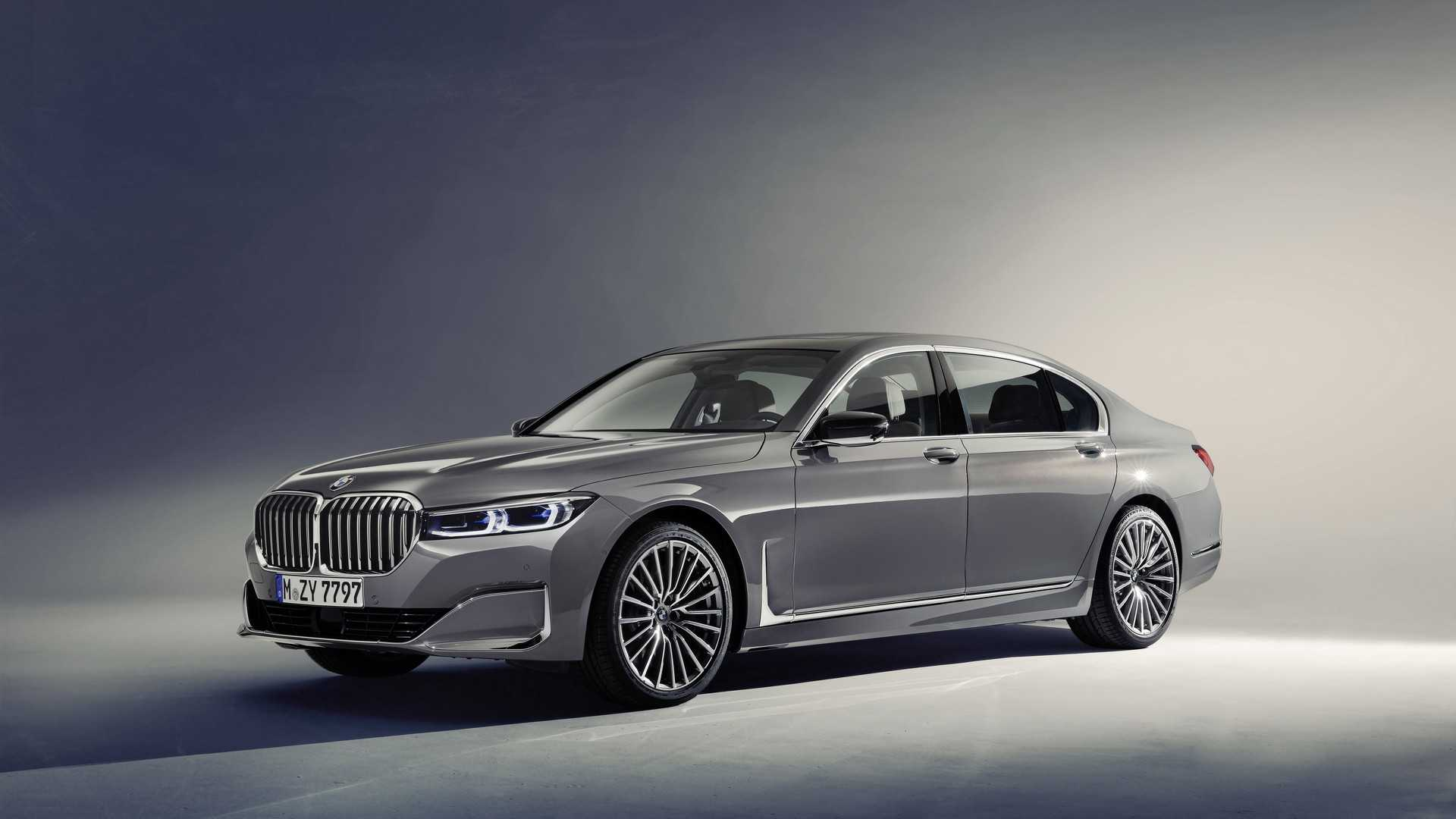 91 All New 2020 BMW 7 Series Reviews
