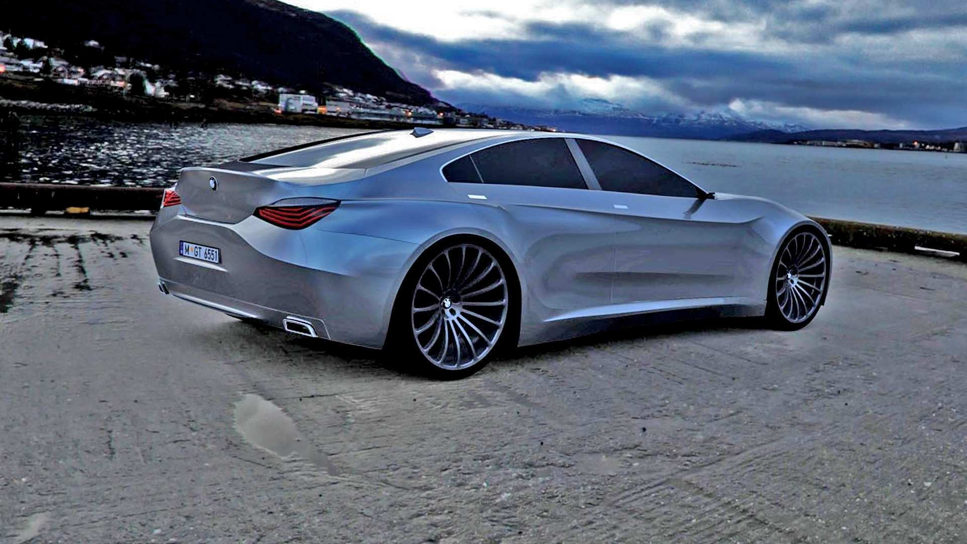 91 All New 2020 BMW M9 Overview