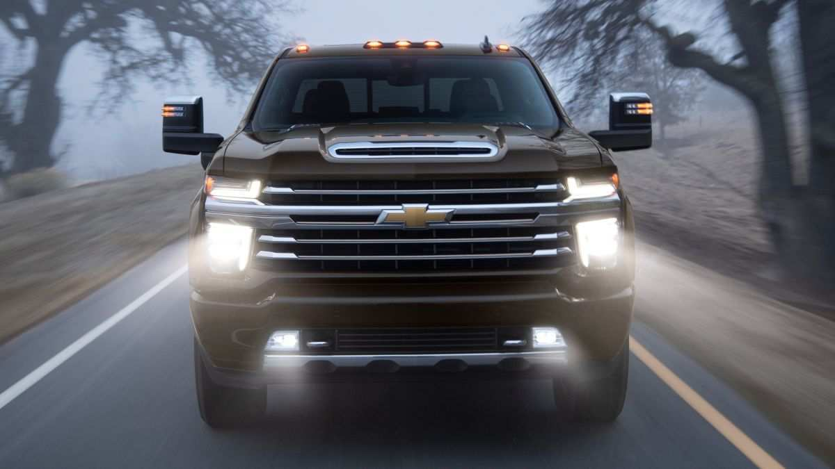 91 All New 2020 Chevy Duramax Concept And Review
