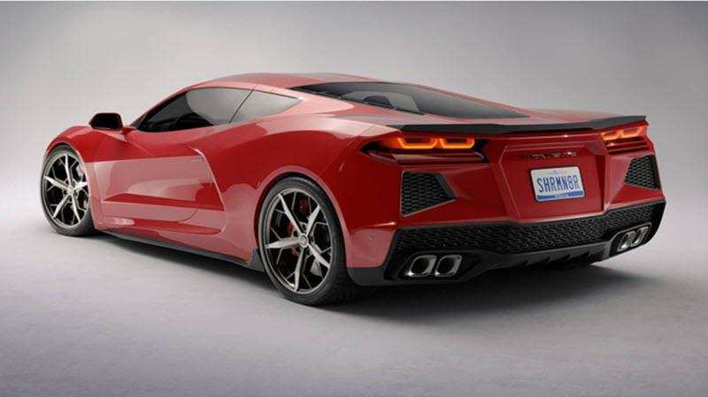 91 All New 2020 Corvette Stingray Exterior