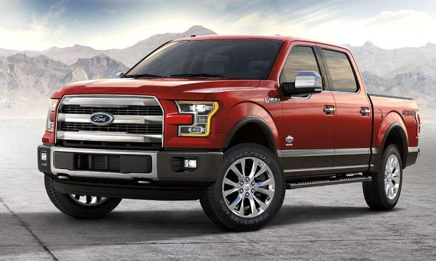 91 All New 2020 Ford 150 New Review