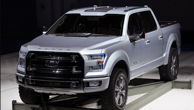 91 All New 2020 Ford Atlas Spy Shoot