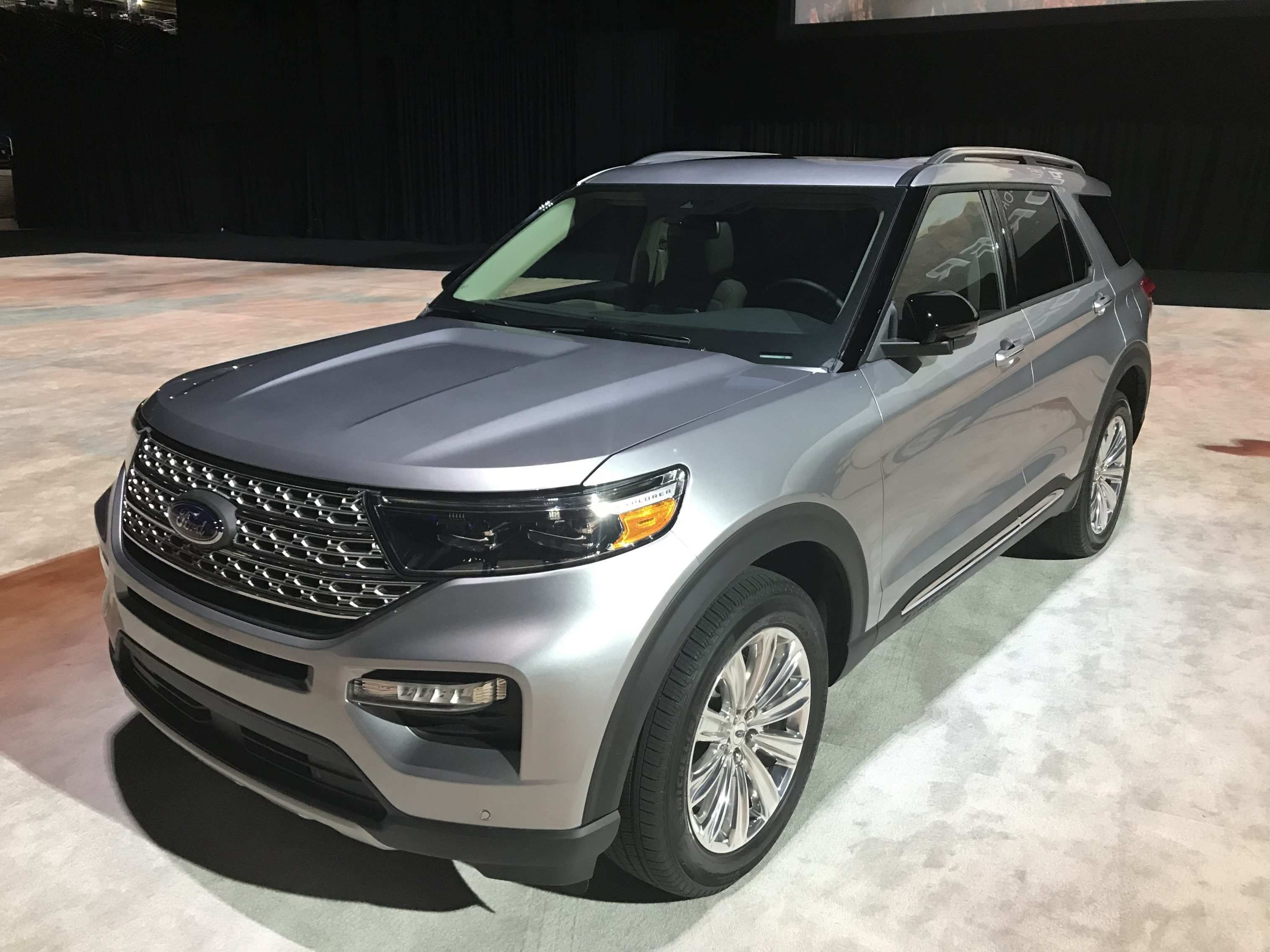 91 All New 2020 Ford Explorer Sports Performance