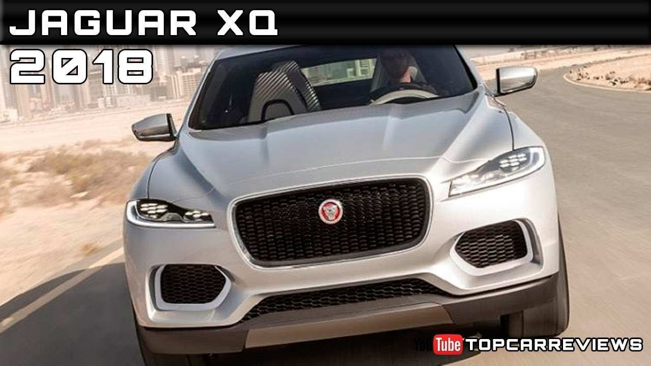 91 All New 2020 Jaguar Xq Crossover Release