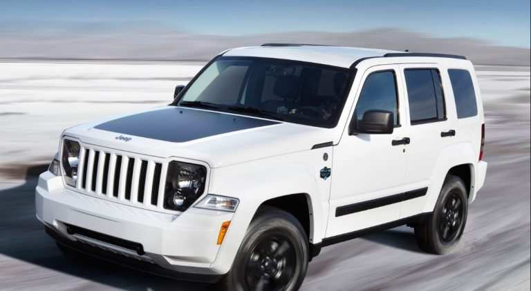 91 All New 2020 Jeep Liberty Speed Test