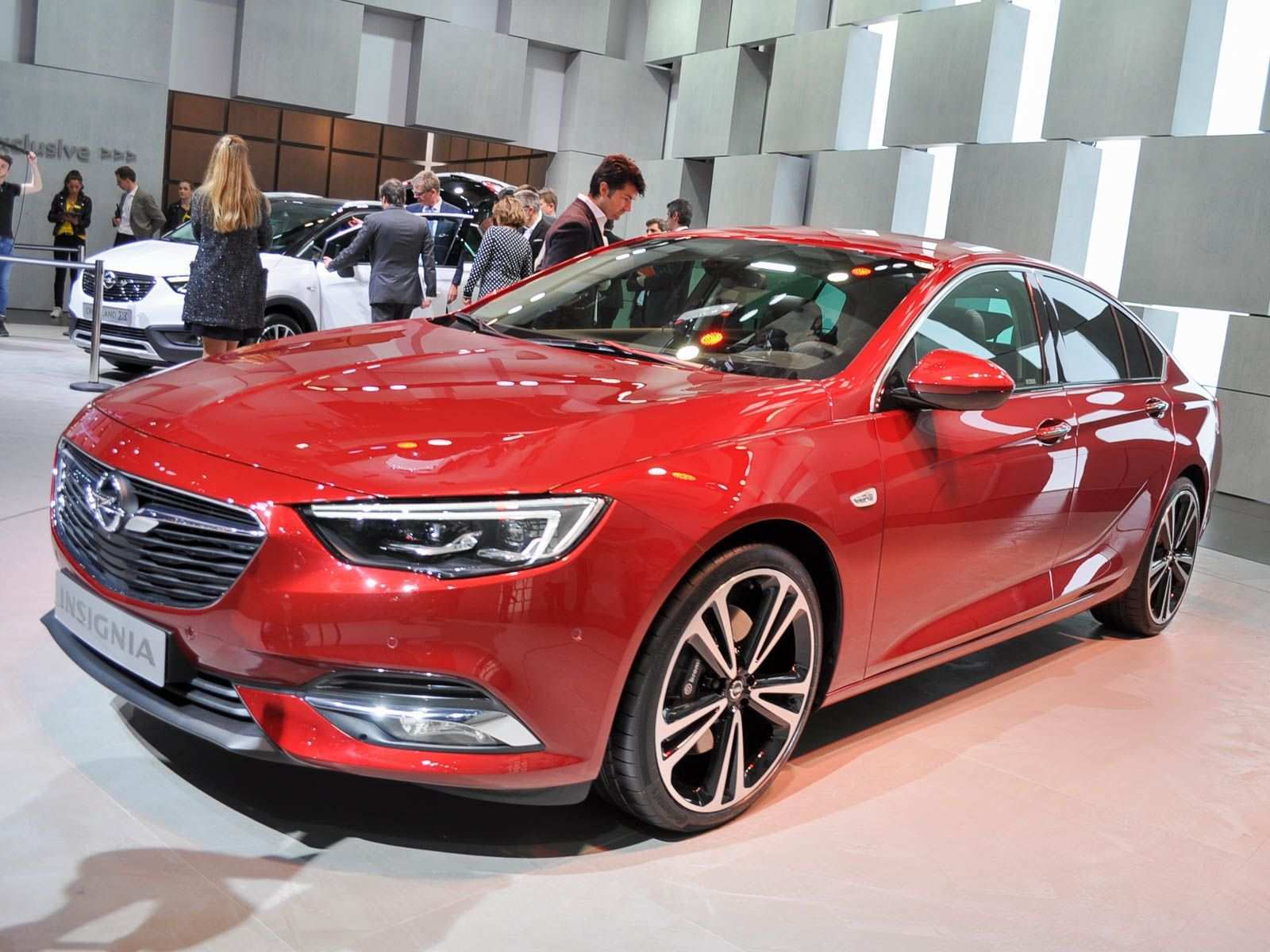 91 All New 2020 New Opel Insignia Research New