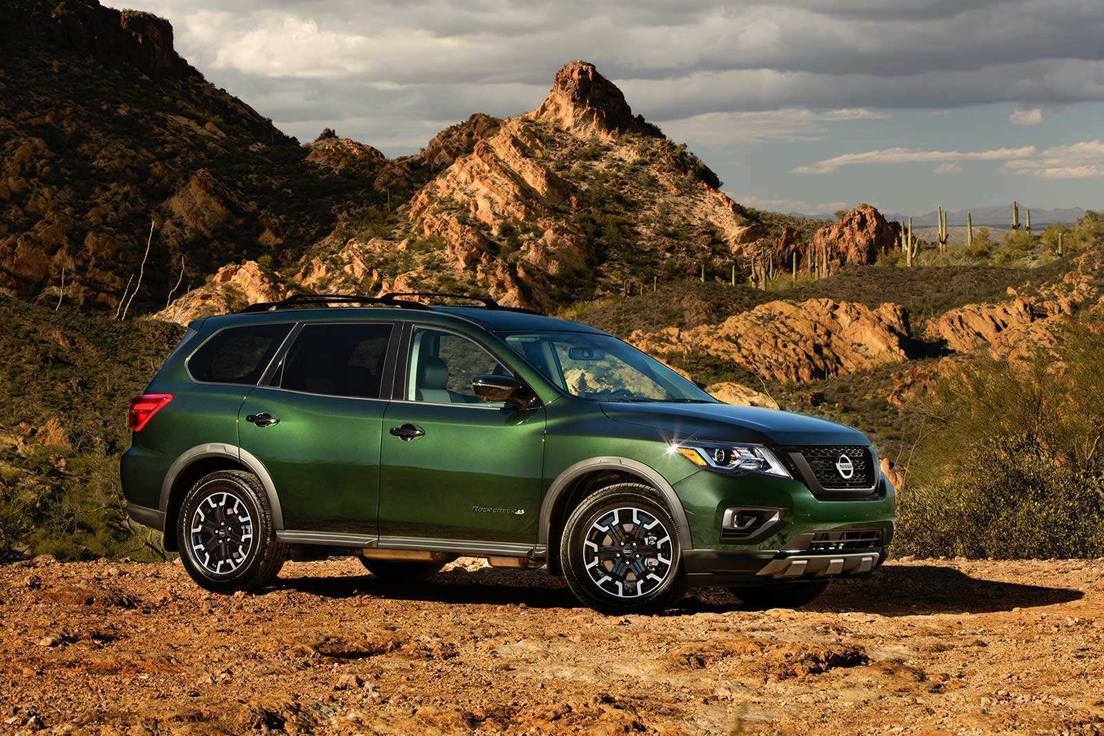 91 All New 2020 Nissan Pathfinder Model