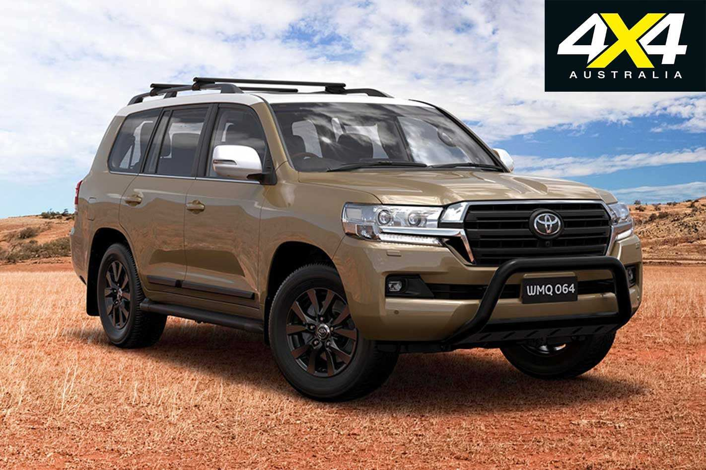91 All New 2020 Toyota Land Cruiser Research New