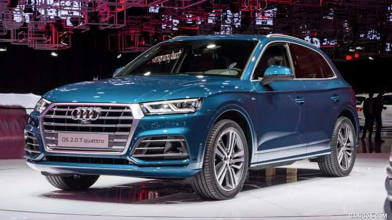 91 All New Audi Q5 2020 First Drive