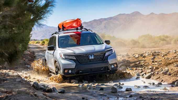 91 All New Honda Passport 2020 Price Price And Review