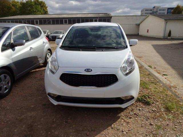91 All New Kia Venga 2019 Photos