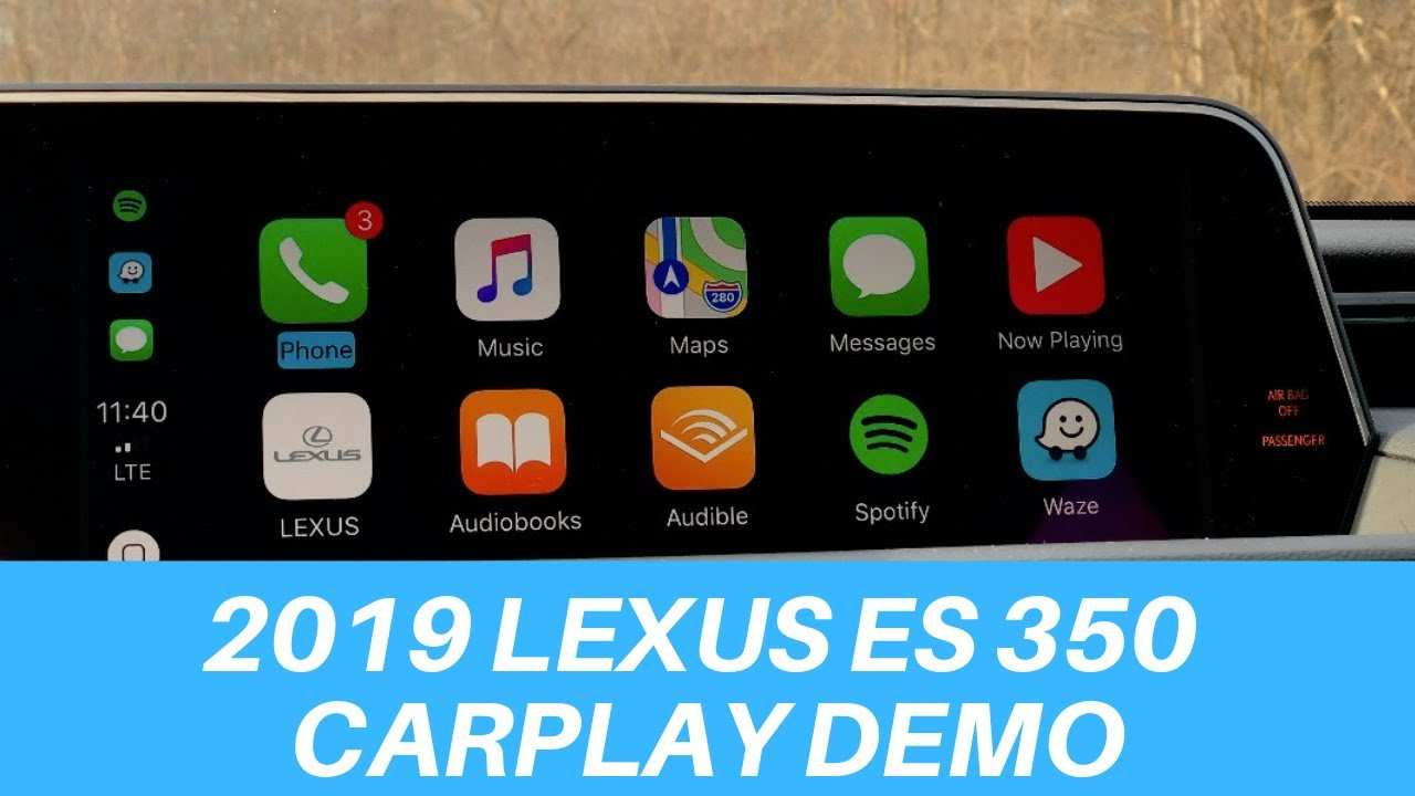 91 All New Lexus Carplay 2019 Price Design And Review