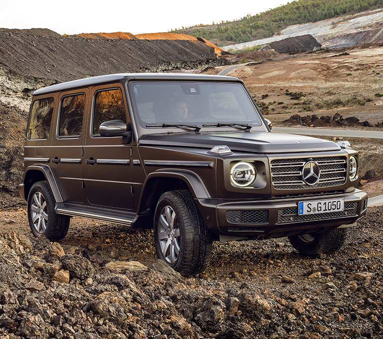 91 All New Mercedes 2019 G Wagon Performance