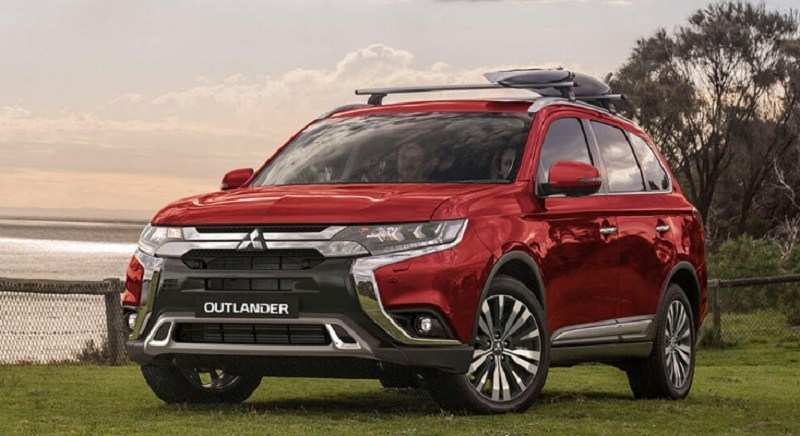 91 All New Mitsubishi Outlander 2020 Review Research New