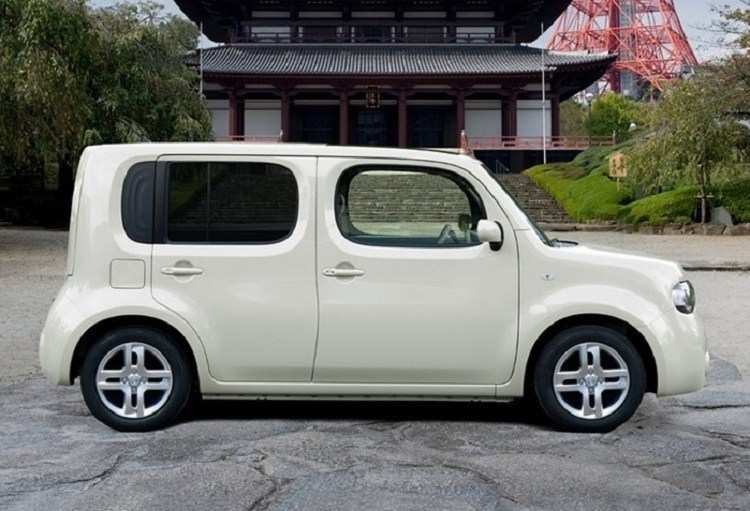 91 All New Nissan Cube 2019 Redesign
