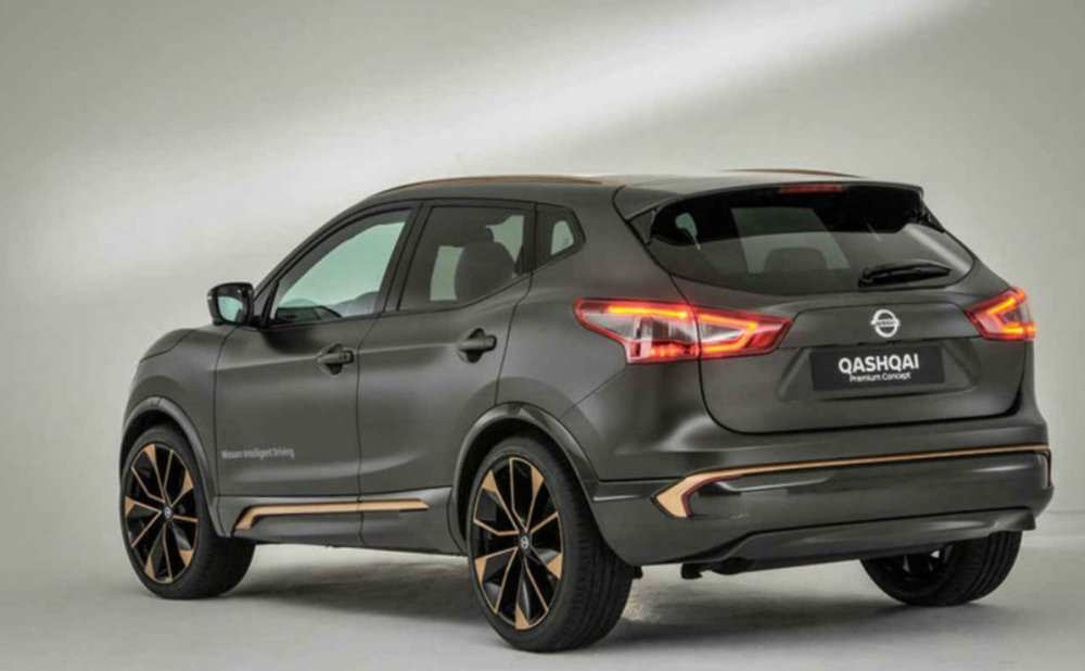 91 All New Nissan Qashqai 2020 Egypt Style