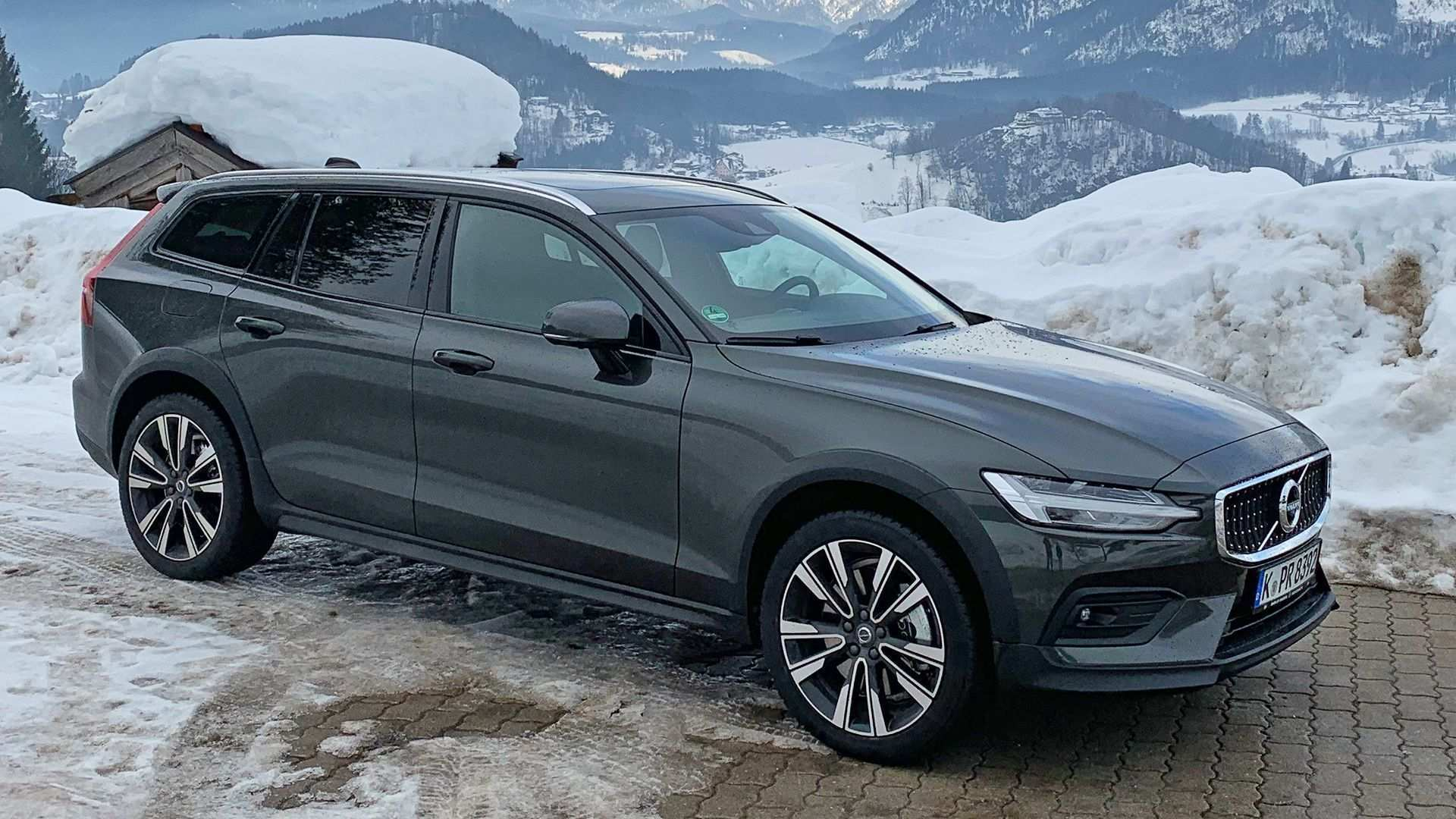 91 All New Volvo 2019 V60 Cross Country Ratings