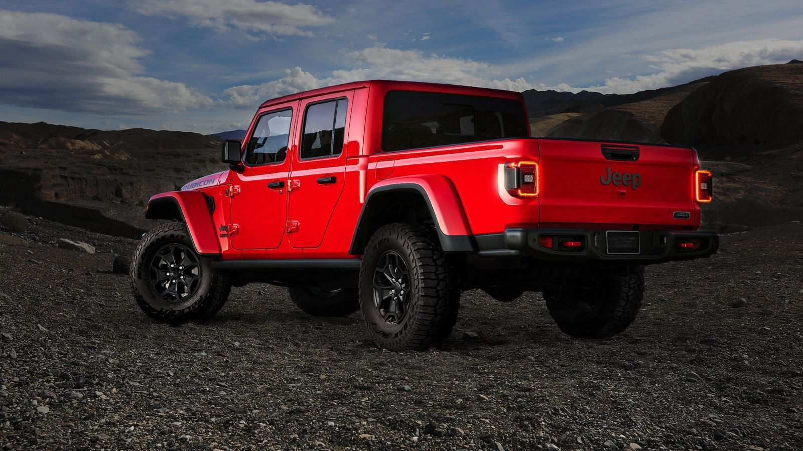 91 All New When Can I Order A 2020 Jeep Gladiator Picture
