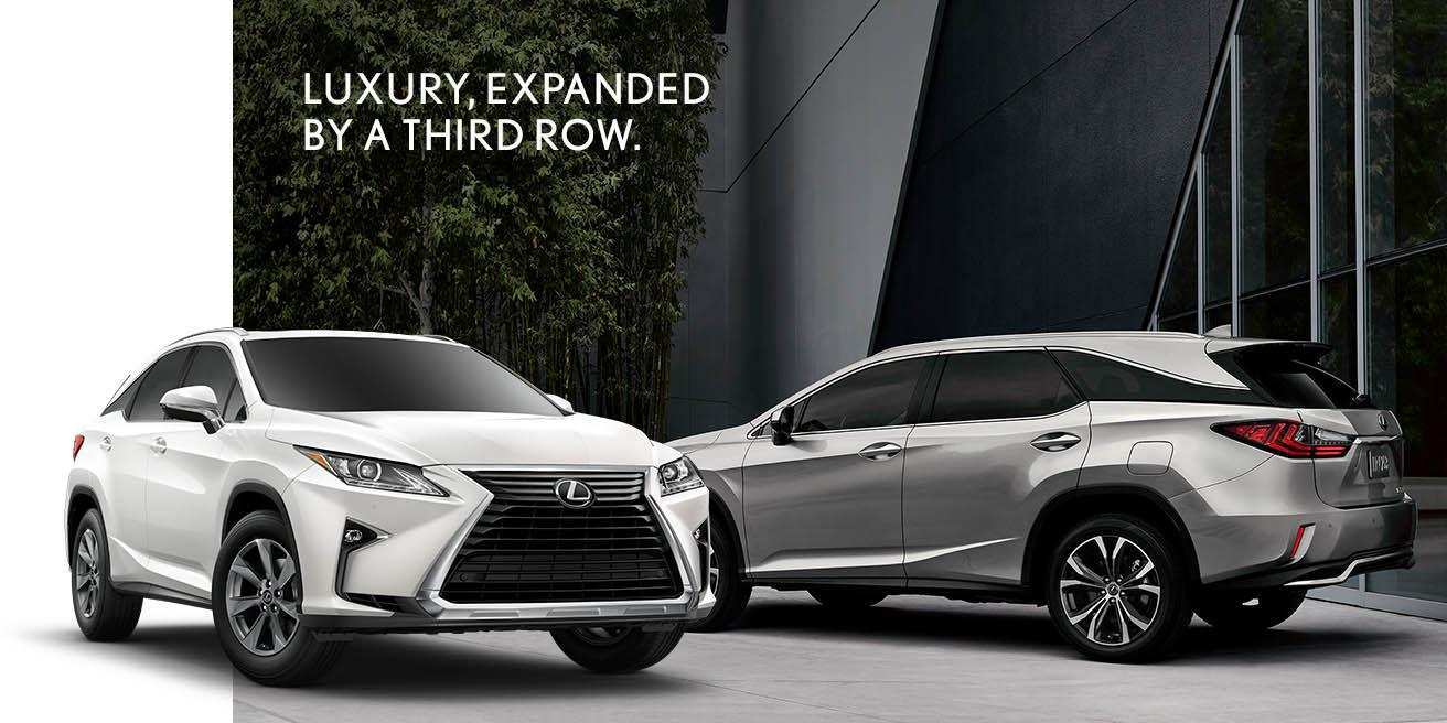 91 Best 2019 Lexus TX 350 Exterior And Interior