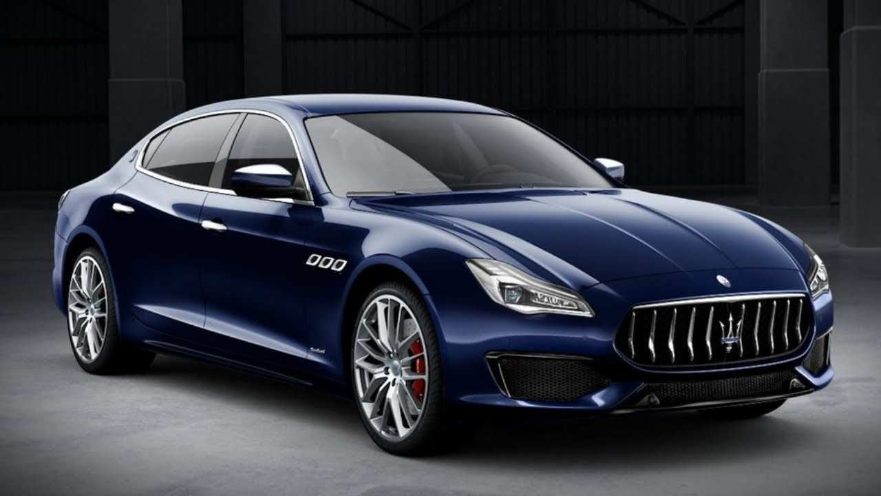 91 Best 2019 Maserati Granturismo Performance And New Engine