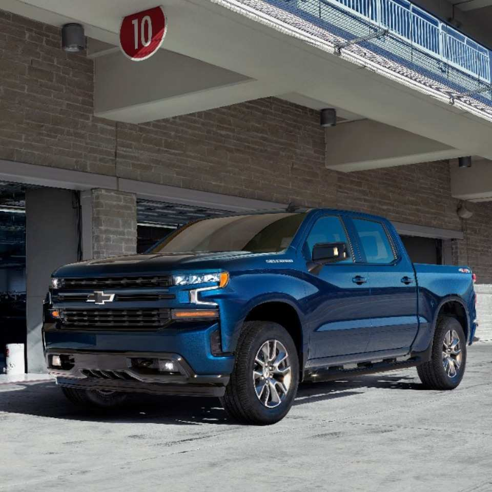 91 Best 2019 Silverado 1500 Diesel Concept And Review