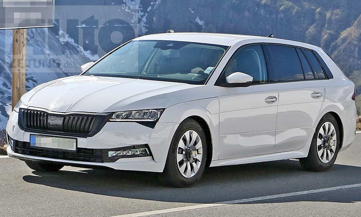 91 Best 2019 Skoda Scout Rumors
