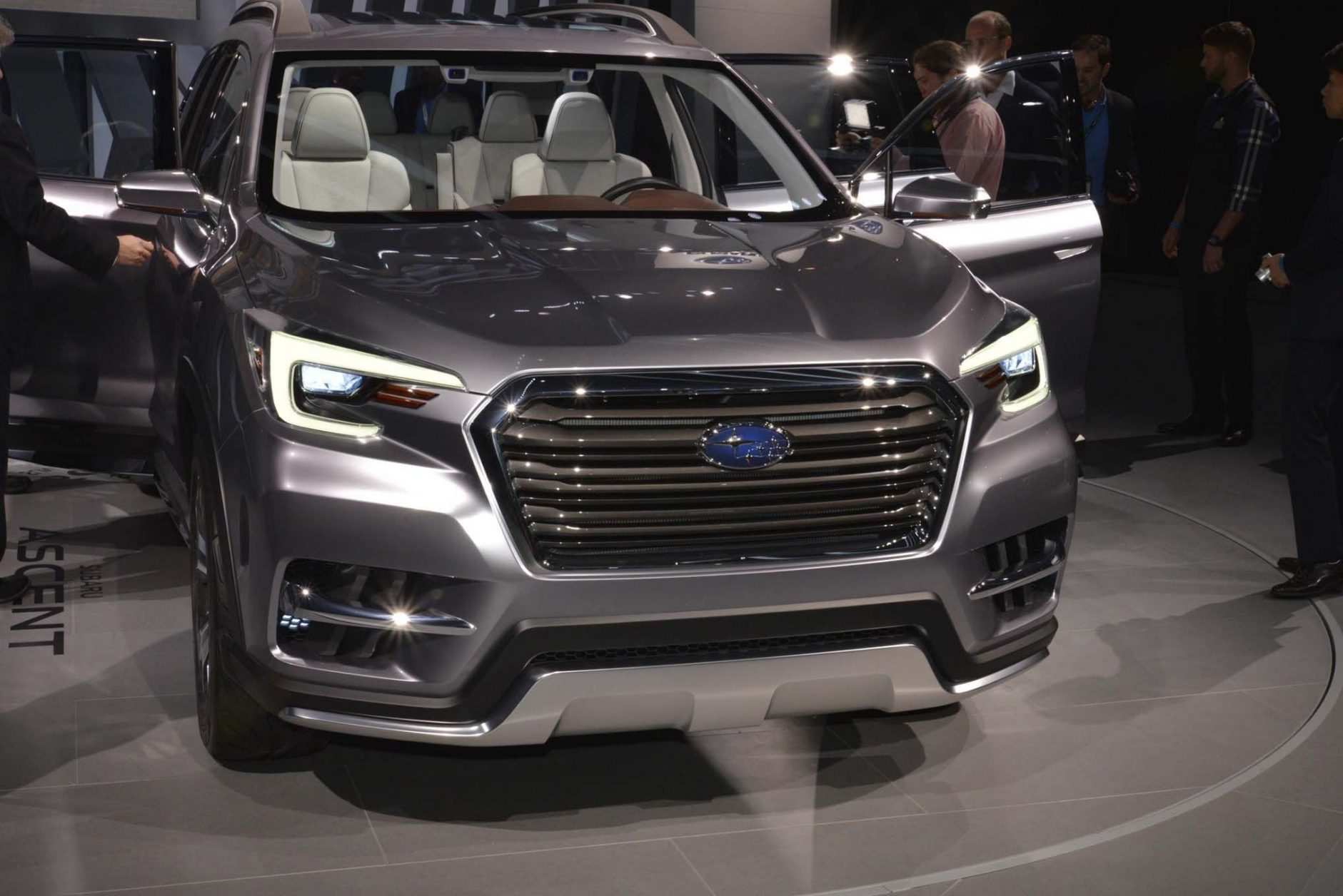 91 Best 2019 Subaru Tribeca Spy Shoot