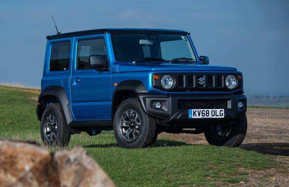91 Best 2019 Suzuki Jimny Model Model