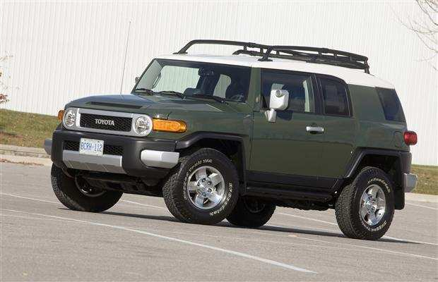 91 Best 2019 Toyota FJ Cruiser Redesign
