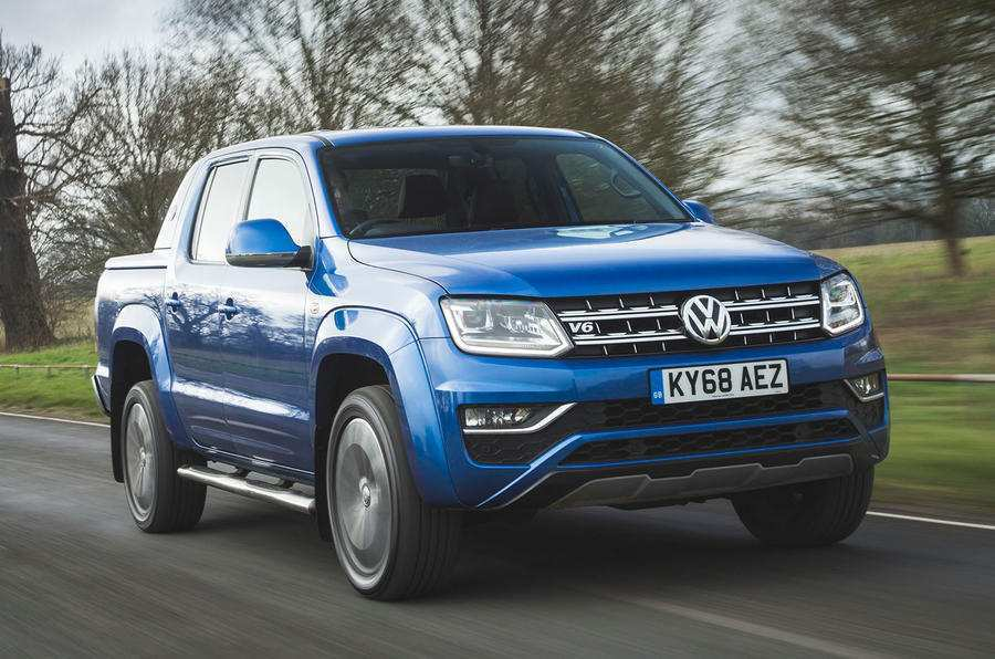 91 Best 2019 VW Amarok Ratings