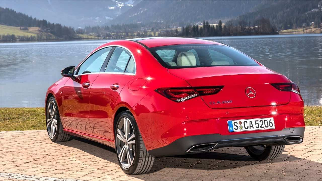 91 Best 2020 Mercedes CLA 250 Picture
