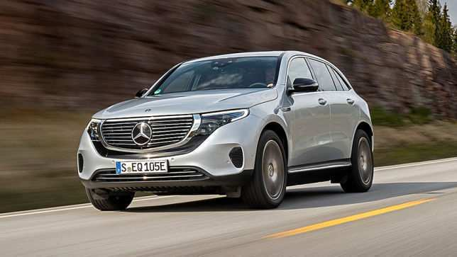 91 Best Eqc Mercedes 2019 Review And Release Date