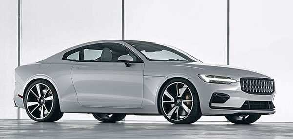 91 Best Volvo Coupe 2019 Exterior